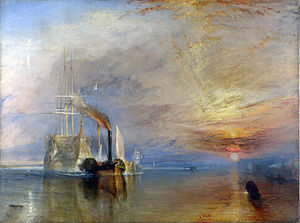 "Turner's ""The Fighting Temeraire"""