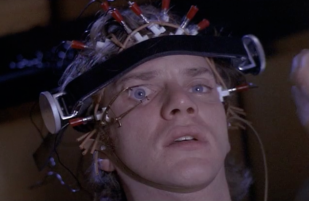 Aversion Therapy in Clockwork Orange