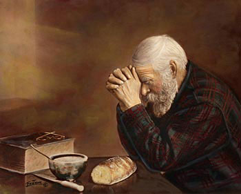 We need to be honest about our need for prayer