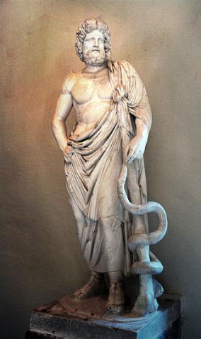 Snake Doctor -- asclepius