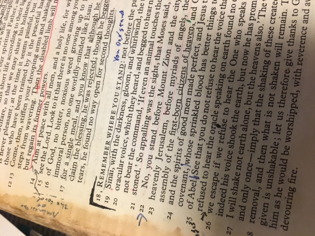A well read Bible changes your life