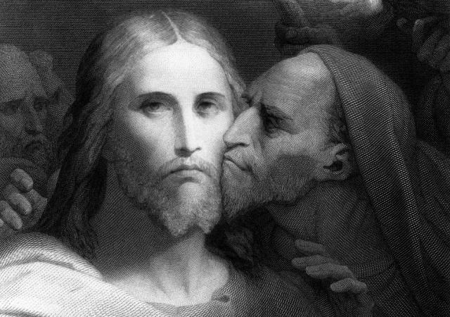 Judas isn't that different from you or I