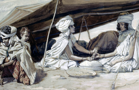 You wouldn't live in a tent - why live with ancient morals?