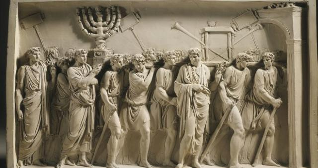 The temple in Jerusalem was destroyed in 70AD