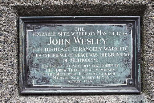 5/24 prepared Wesley to serve, Daily Devotions prepared him for 5/24