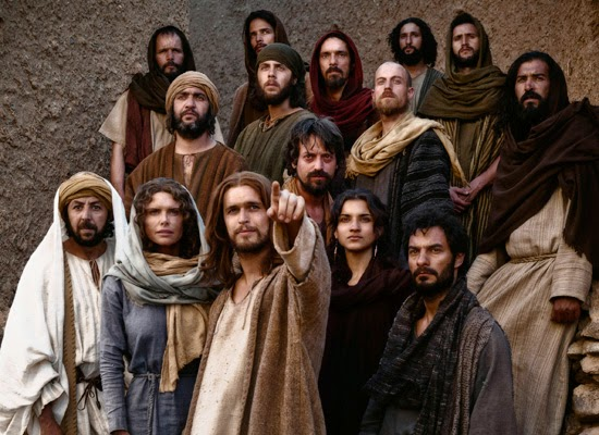Jesus calls a diverse group to be his disciples (everybody)