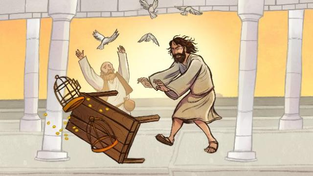 What would Jesus throw out of your sanctuary?