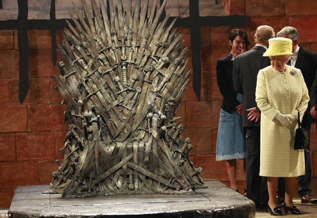 Who gets to sit on the Iron Throne?
