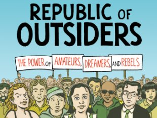When outsiders become too popular, they become insiders