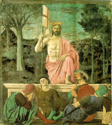 Francesca Resurrection