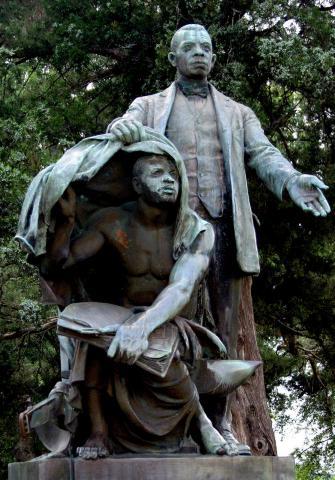Tuskegee Institute Statue
