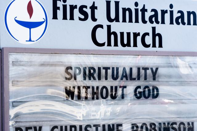Spirituality without God: one cross shy of a full salvation