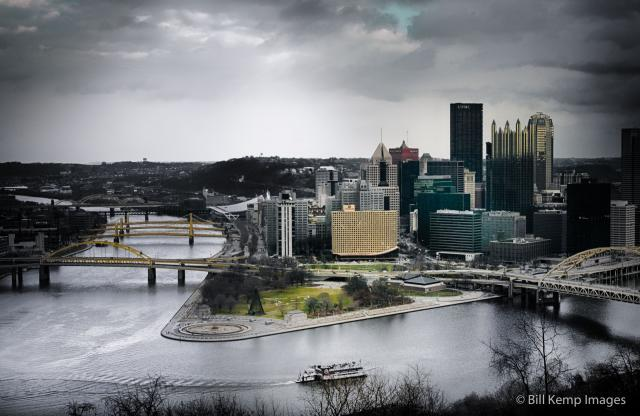 Pittsburgh is my city - I pray for its welfare