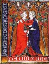La Somme le Roy - illustrated manuscript