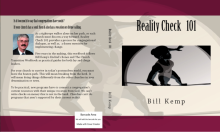 Reality Check book for individuals is being written