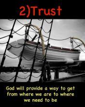 JB teaches us to trust God