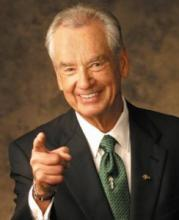 Motivational speaker, salesman, Zig Ziglar